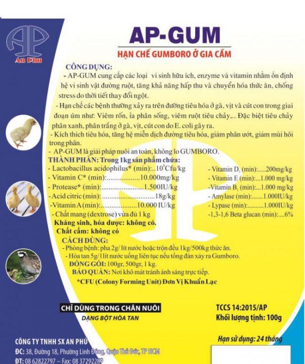 AP-GUM