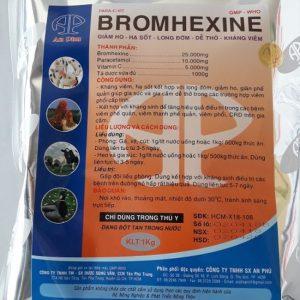 BROMHEXINE