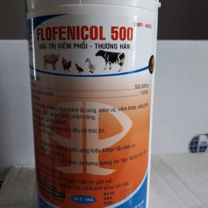 FLOFENICOL 500