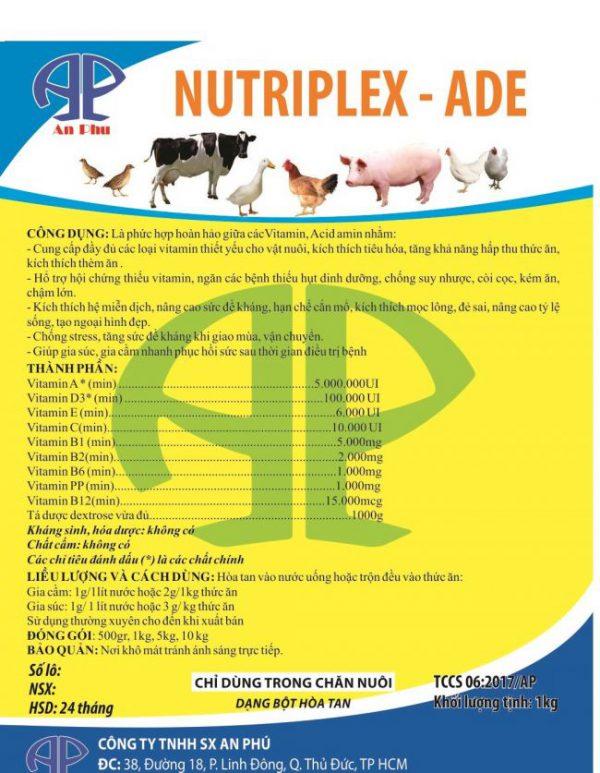 NUTRIPLEX-ADE