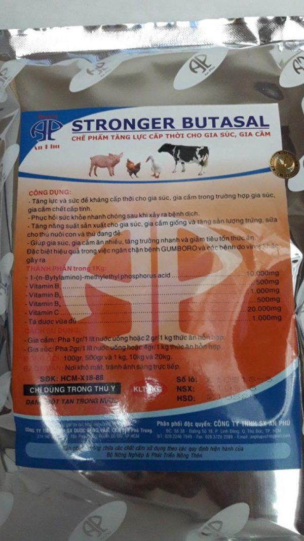 STRONGER-BUTASAL